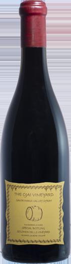 2013 Solomon Hills Special Bottling Syrah